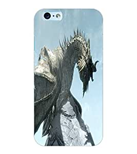 ColourCraft Dragon Design Back Case Cover for APPLE IPHONE 6
