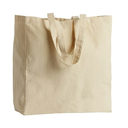 id-shopping-bag-100-cotton-white-one-size