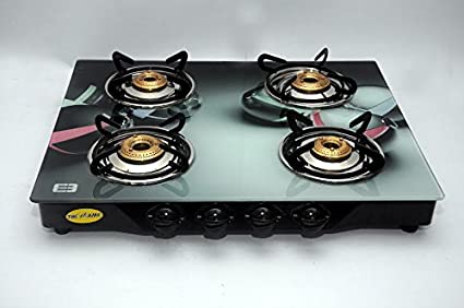 Regular Manual Gas Cooktop (4 Burner)