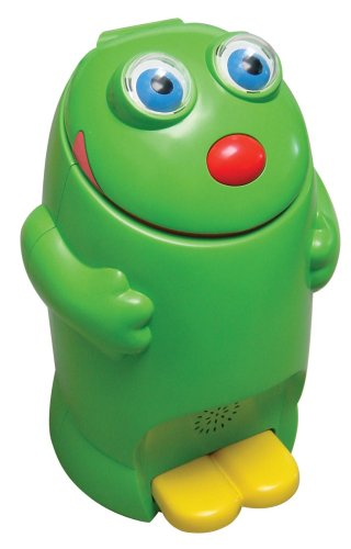 Kidz Delight Funny Fred the Talking Garbage Can