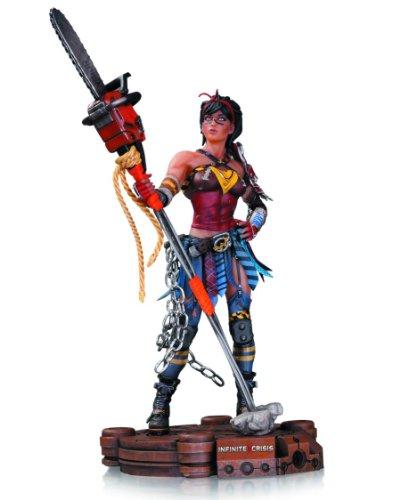 DC Collectibles Infinite Crisis: Atomic Wonder Woman Statue