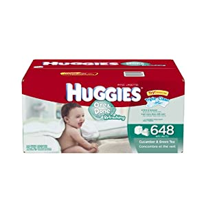 Huggies 5647 Baby Wipes