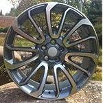 22″ Wheels Set For Range Rover HSE Sport Land Rover LR3 LR4 Set of 4