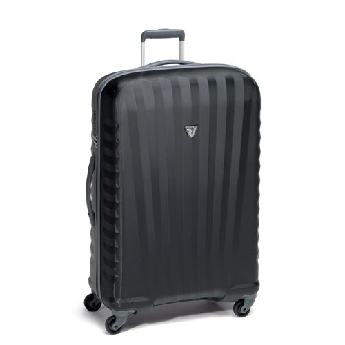 スーツケース RONCATO ロンカート UNO ZIP ZSL 5081 Lサイズ ジッパータイプ (ブラック)