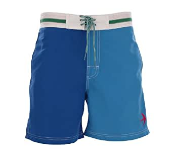 Tokyo Laundry Men's Kulei Swim Short Blue M