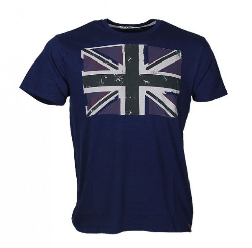 Ben Sherman Union Jack Tee Shirt