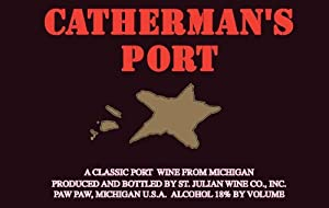 NV Catherman's Port 750 mL