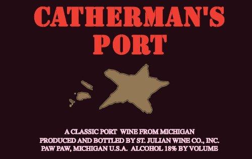 Nv Catherman'S Port 750 Ml