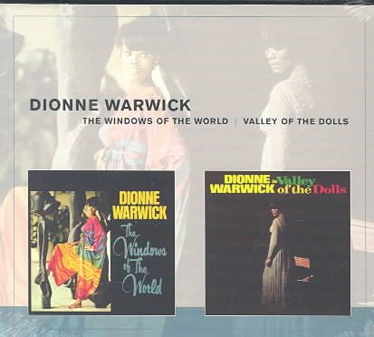 Dionne Warwick - The Windows of the World - Zortam Music
