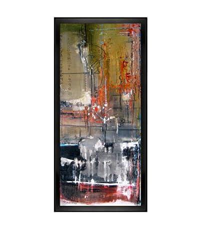 Elwira Pioro Randomness Framed Print On Canvas, Multi, 38.5″ x 18.5″