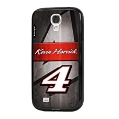 NASCAR Kevin Harvick 4 Budweiser Galaxy S4 Bumper Case by Keyscaper