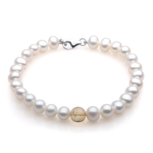 viki-lynn-freshwater-cultured-pearl-and-one-yellow-crystal-bracelet-mothers-day-gift