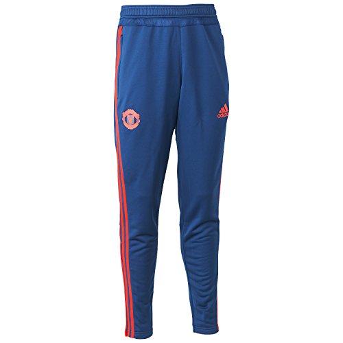 adidas-pantalon-de-survetement-manchester-united-xs-bleu-dkblue-scarle
