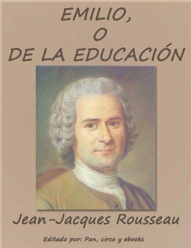 Emilio, O La Educación