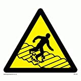 Fragile roof symbol only - Warning Sign