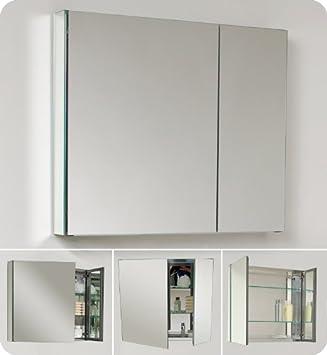 New Medium Bathroom Medicine Cabinet w Mirrors