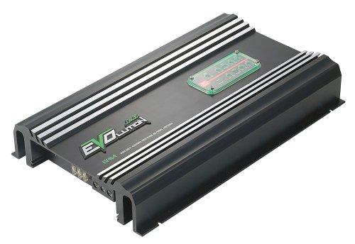 Lanzar Ev464 Evolution Series 3000 Watt 4-Channel Smd Power Amplifier, Class-Ab