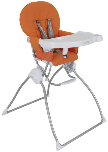 Joovy Nook Highchair Orangie Review Baby High Chair