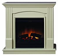 Dimplex CDW12WW Chadwick Freestanding Optiflame Effect Electric Fire Suite, 1.2 Kilowatt from Gdc Group Ltd
