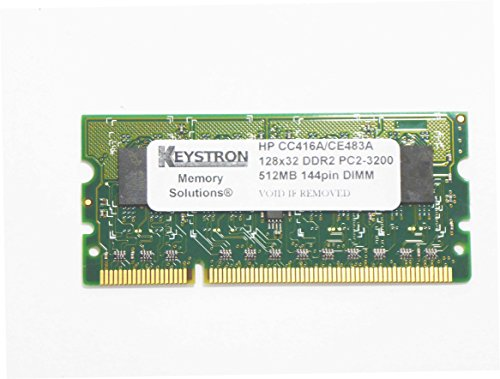 HP CC416A 512MB 144pin DDR2