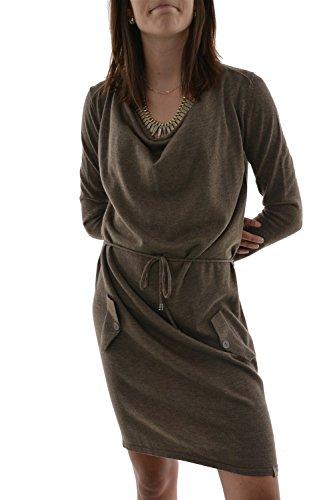 LOLA ESPELETA -  Vestito  - Donna marrone M