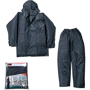 TRUSCO レインスーツ LLサイズ TRW55LL