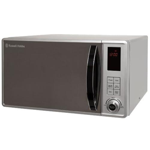 Russell Hobbs RHM2362S 23 litre Silver Digital Microwave