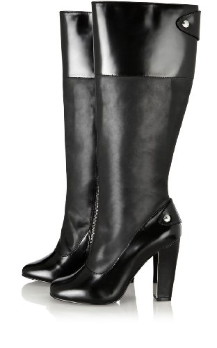 Military Knee High Boot