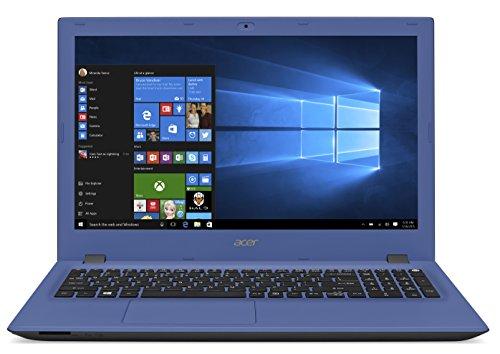 Acer aspire e5 573 156 inch notebook blue intel core i3 5005u 4 gb ram 500 gb hdd wlan bt integrated graphics windows 10
