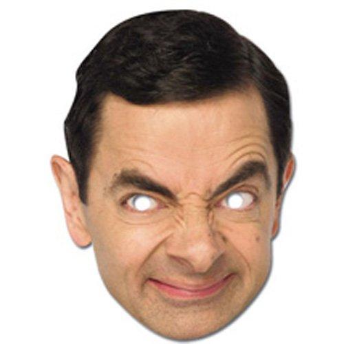 Générique - MA1301 - Masque Mister Bean - Carton - Taille Unique