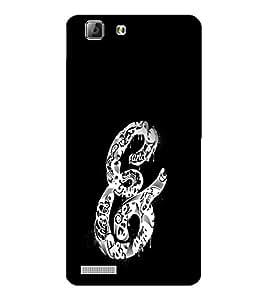EPICCASE And Symbol Case Mobile Back Case Cover For LENOVO A6600 (Designer Case)
