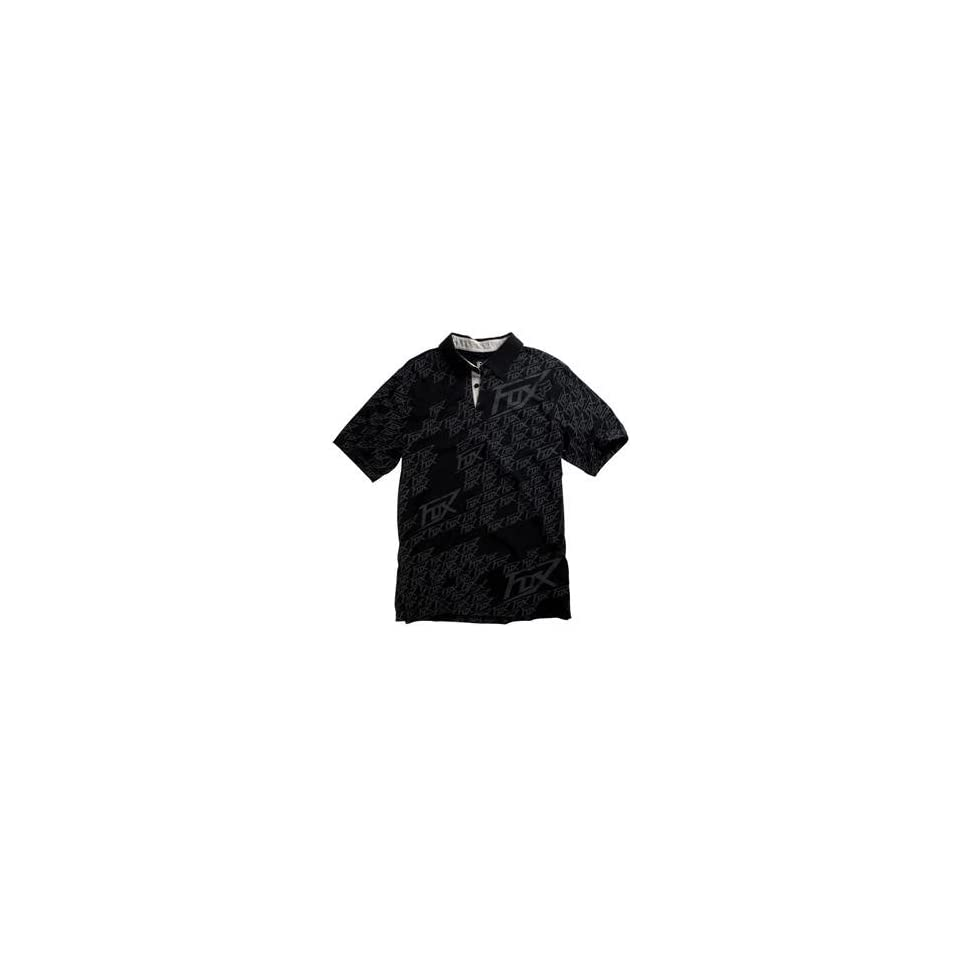 Fox Racing Supersonic Polo   X Large/Black
