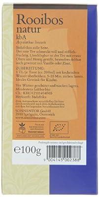 Sonnentor Tee Rooibos lose, 2er Pack (2 x 100 g) - Bio von Sonnentor bei Gewürze Shop