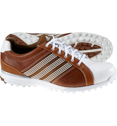 adidas Adidas Mens Adicross Tour Spikeless Golf Shoes 12 Us Medium Tan