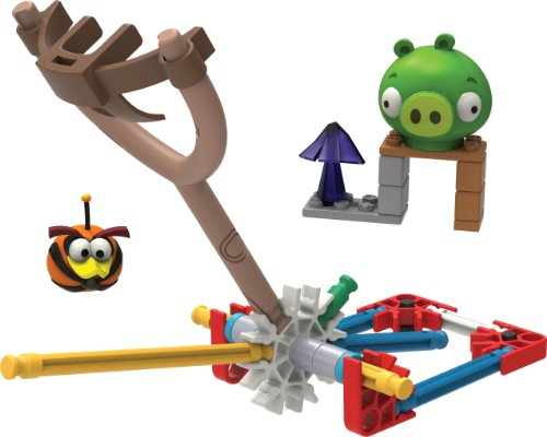 K'nex Angry Birds Space-Lightning Bird vs. Space Minion Pig