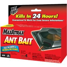 Hot Shot MaxAttrax Ant Bait 4 Count 2040W