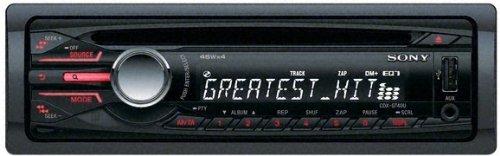 Sony CDX-GT40U Autoradio 180 W