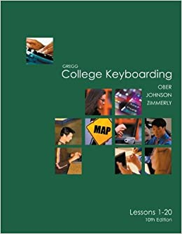 Gregg College Keyboarding and Document Processing (GDP/11); Lessons 1-60, (kit 1)