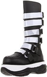 Pleaser Men's Neptune-310UV-W Boot