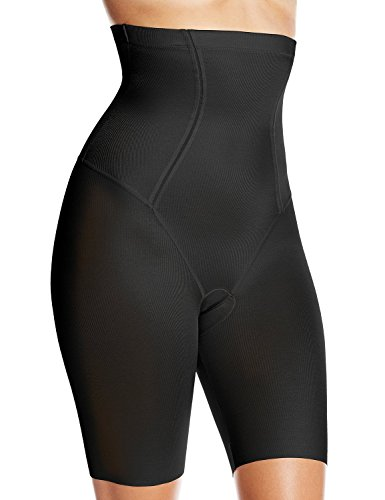 <b>Women's Shapewear Lightweight Hi-Waist Thigh Slimmer</b>