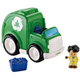 Fisher-Price Little People Recycling Truck