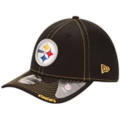 NFL Pittsburgh Steelers Neo 3930 Cap by New Era
