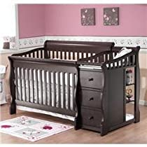 Big Sale Sorelle Tuscany Crib N More, Espresso
