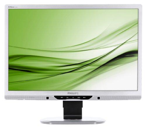 Philips 225B2CS 55,9 cm (22 Zoll) LCD-Monitor (DVI, USB, VGA, 5ms Reaktionszeit) silber