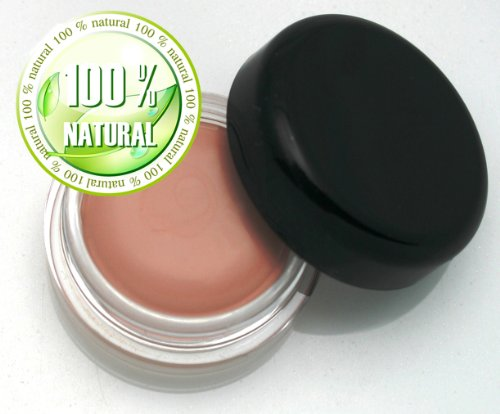 Wide Awake Pink Concealer Brightener for Under Eye Dark Circles - All Natural (Try it if you like Benefit Eye Bright)
