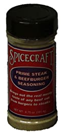 Spicecraft Prime Steak and Beefburger Seasoning