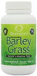 Lifestream Bio-Gerste Grass Pulver 100g