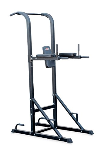 JK Fitness JK6096 Stazione Multifunzione, Nero