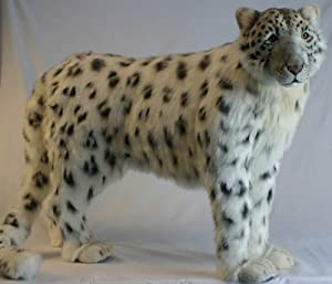 Hansa Mechanical Snow Leopard - 48
