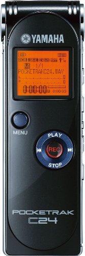 Yamaha Pocketrak C24 Pocket Recorder